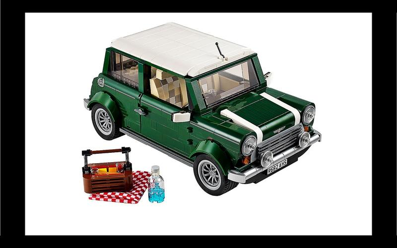 Mini Cooper (Creator Expert set #10242, $120/£90)