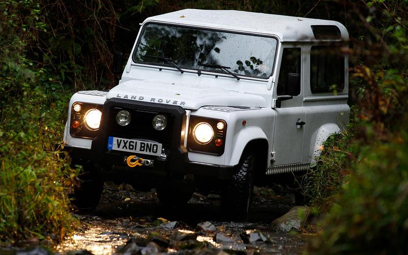Land Rover Defender (Ford)