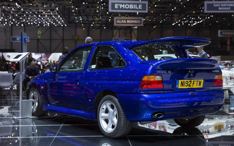 11: Ford Escort Cosworth (1992)