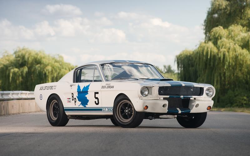 1965 Shelby GT350 R – $990,000 (2012)