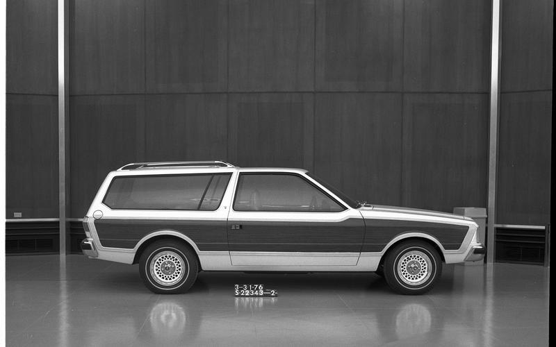 Mustang II wagon (1976)