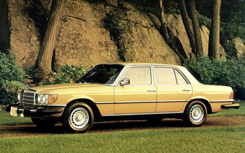 Mercedes 300SD (1979)