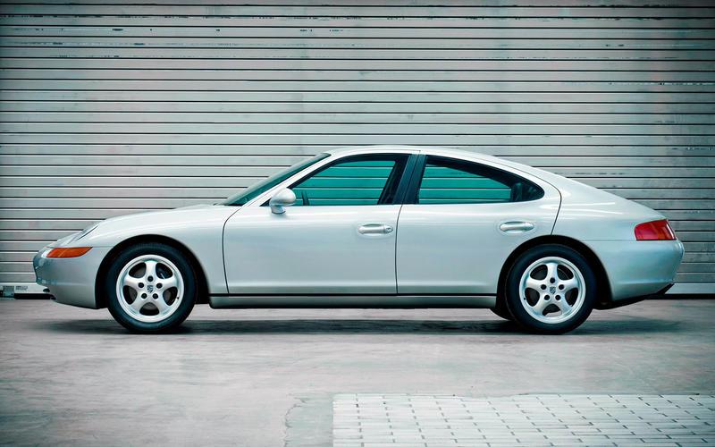 Porsche 989 (1989)
