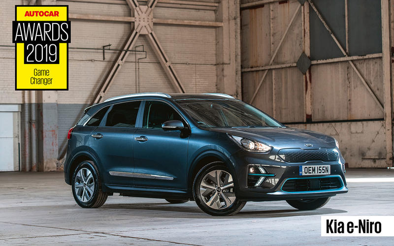 GAMECHANGER: Kia E-Niro