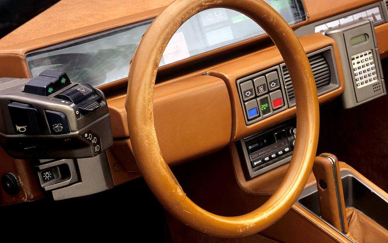 Lamborghini Athon (1980)
