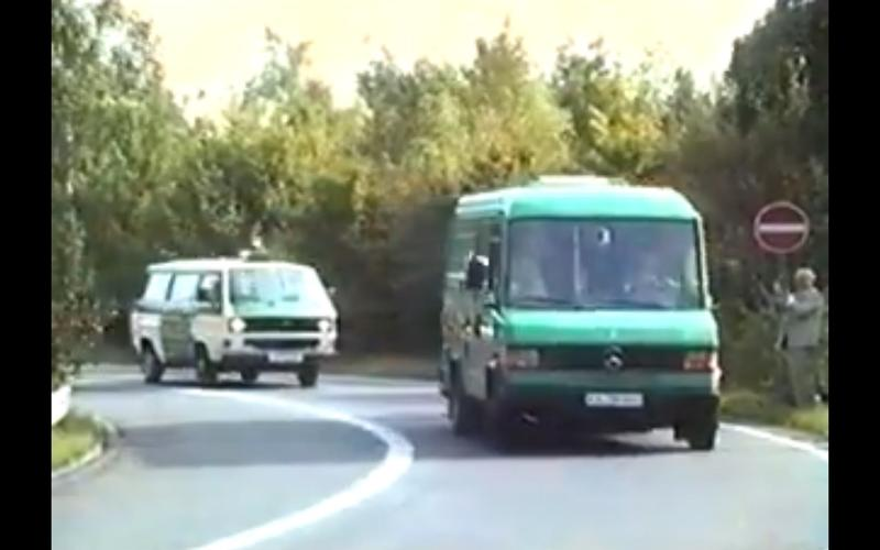 Bosch's autonomous research project (1990)