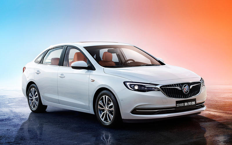 4. Buick Excelle - 416,990