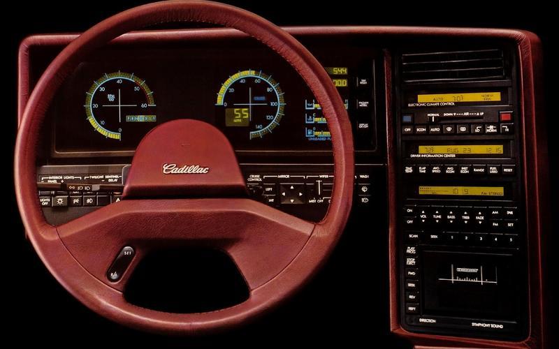 Cadillac Allanté (1986)