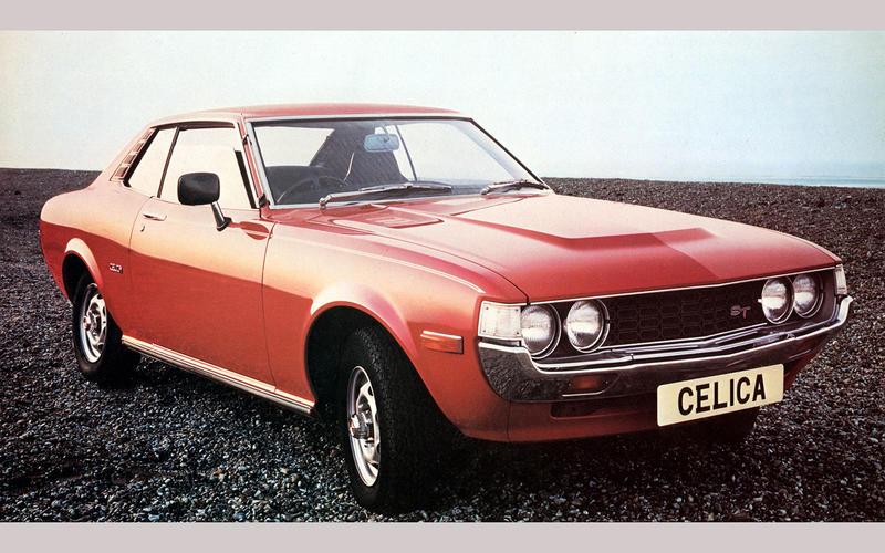 Toyota Celica (1970)