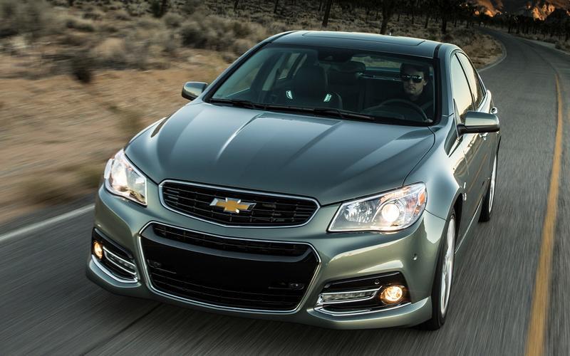 Chevrolet SS (2013)