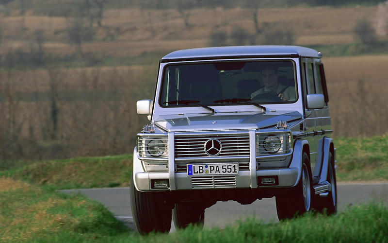 The story of the magnificent Mercedes G-Wagen | Autocar
