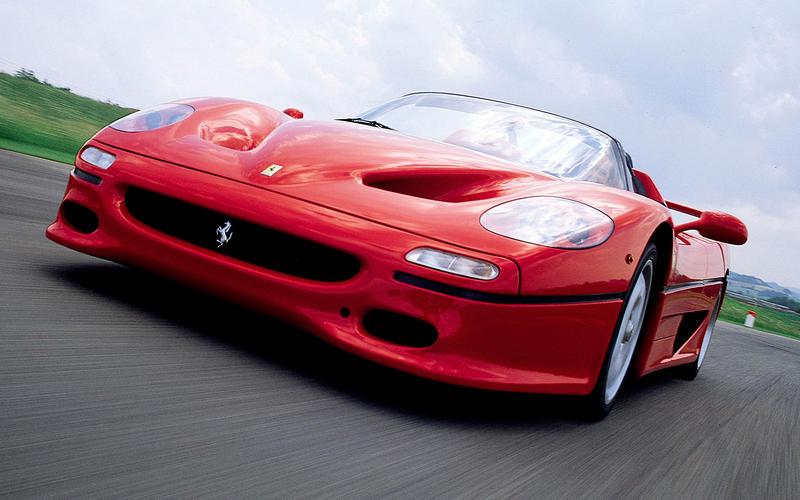 Ferrari f50 (1995)