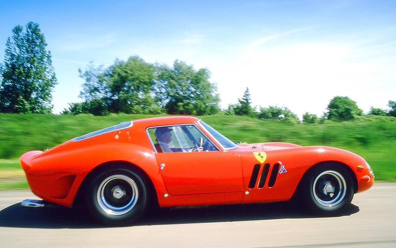 Ferrari Colombo V12: 1947-1989 (42 years)