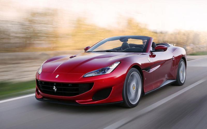 8: Ferrari Portofino