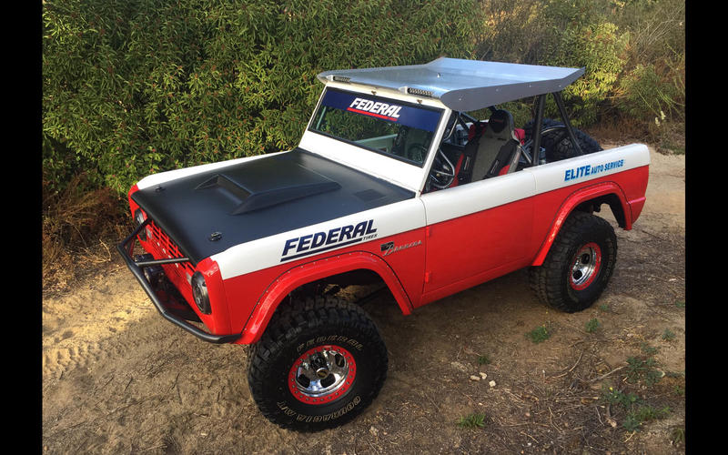 Ford Bronco (1970)