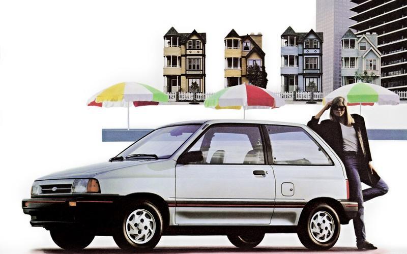 Ford Festiva (1986)