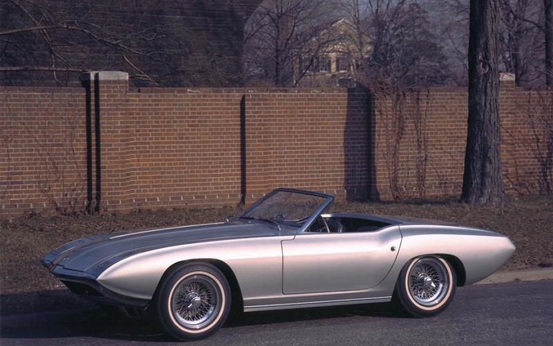 Ford XP Cobra (1965)