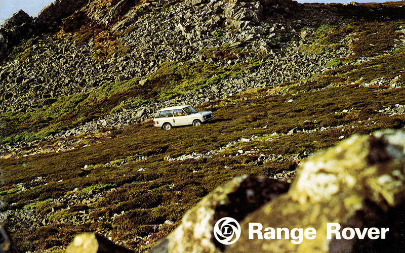 Land Rover goes it alone