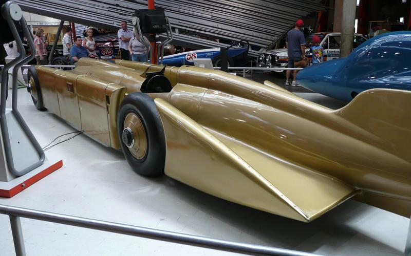 Golden Arrow: 23.9 litres
