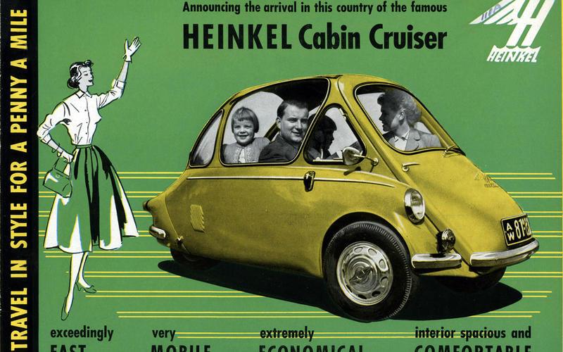 Heinkel (1955-1958)