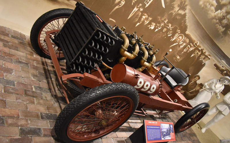 Henry Ford's 999