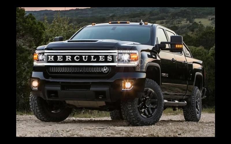 Hercules Alpha (2021)