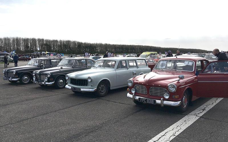 Volvo Amazons (1956-1970)