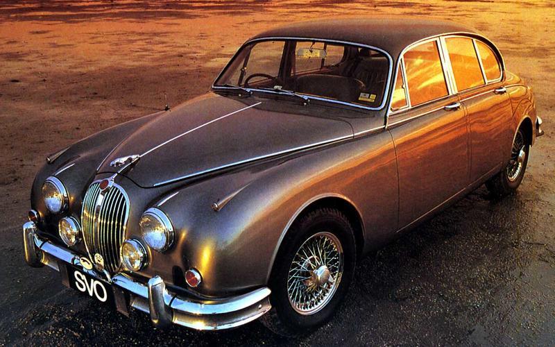 Jaguar Mk2 (Withnail and I, 1987)