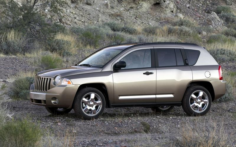 Jeep Compass (first generation, 2006)