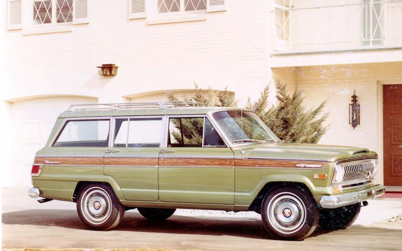 Wagoneer (1963-1991)