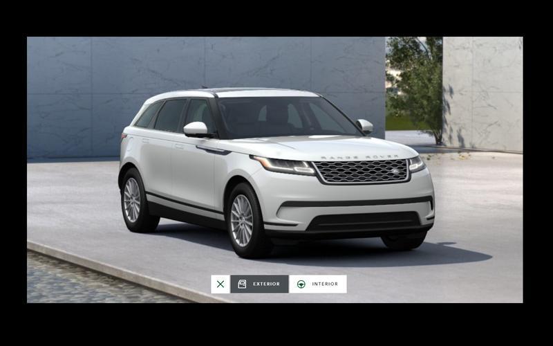 Land Rover Range Rover Velar (bad)