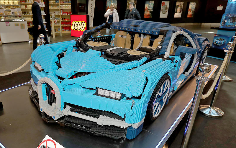 Lego Chiron