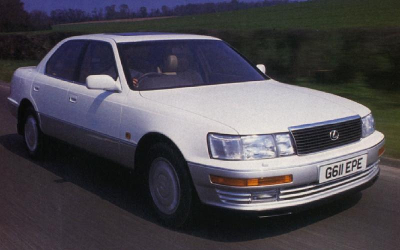 Autocar's first road test (1990)