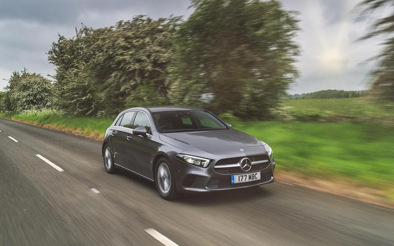 Mercedes-Benz A-Class – Rastatt, Germany; Kecskemet, Hungary; Uusikaupunki, Finland – 43,527 units sold in 2018