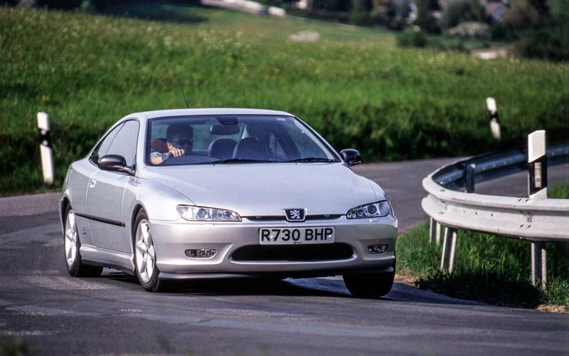 Peugeot 406 Coupé – from £500