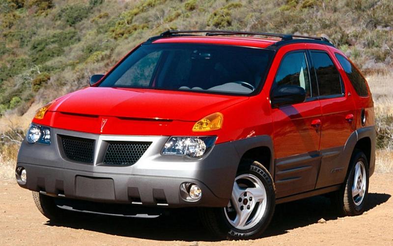 Pontiac Aztek - 2000