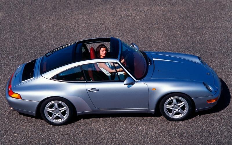 Porsche 911 Targa (1996)
