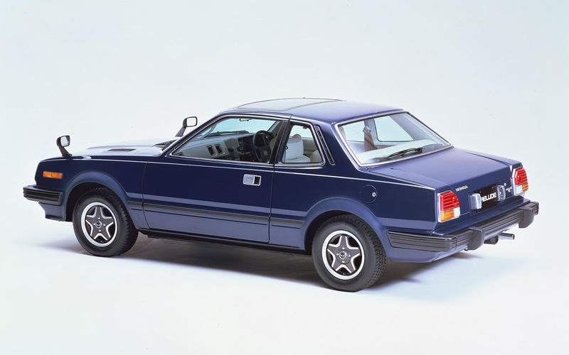 Honda Prelude (1978)