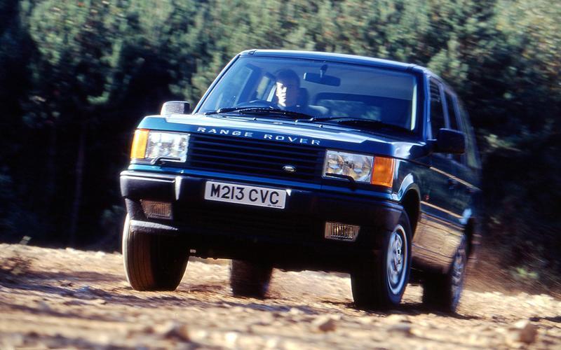Range Rover P38A (BMW)