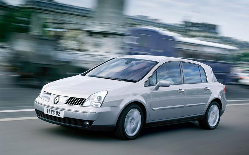 Renault Vel Satis (2001)