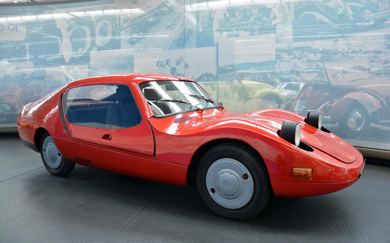 1976 Rovomobil