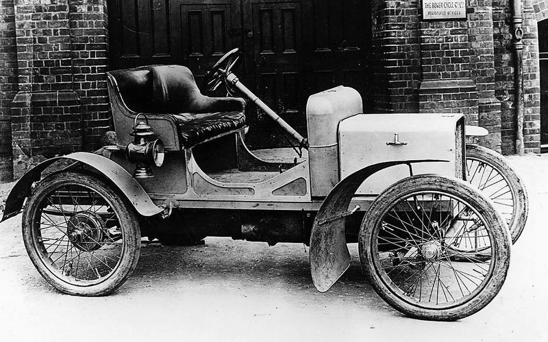 Rover: Eight (1904)