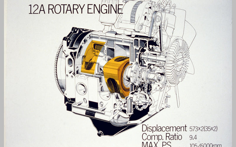 1990 mazda rx 7 engine diagram the glorious history of rotary engined mazdas autocar  rotary engined mazdas
