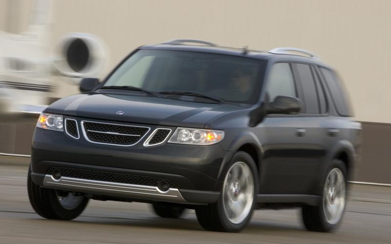 Saab 9-7X (2004)