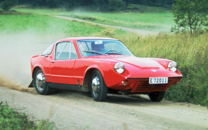 Saab 97: Sonnett II (1966)