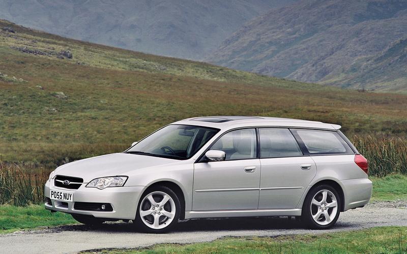 Subaru Legacy from £1500