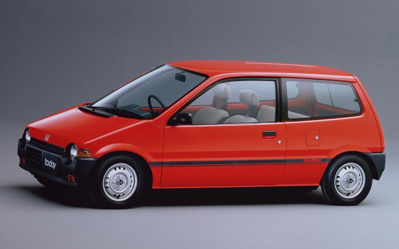 Honda Today (1985)