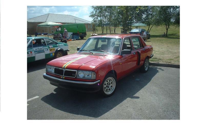 Lancia Trevi VX Bimotore (1984)