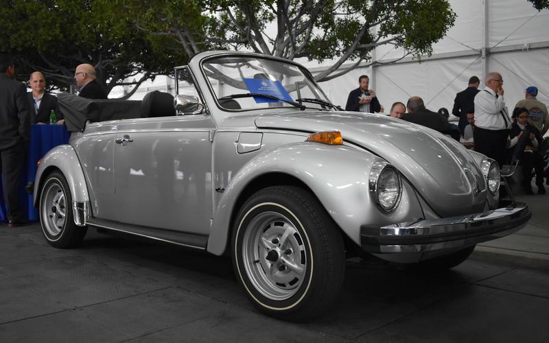 Volkswagen Super Beetle Cabriolet (1979)