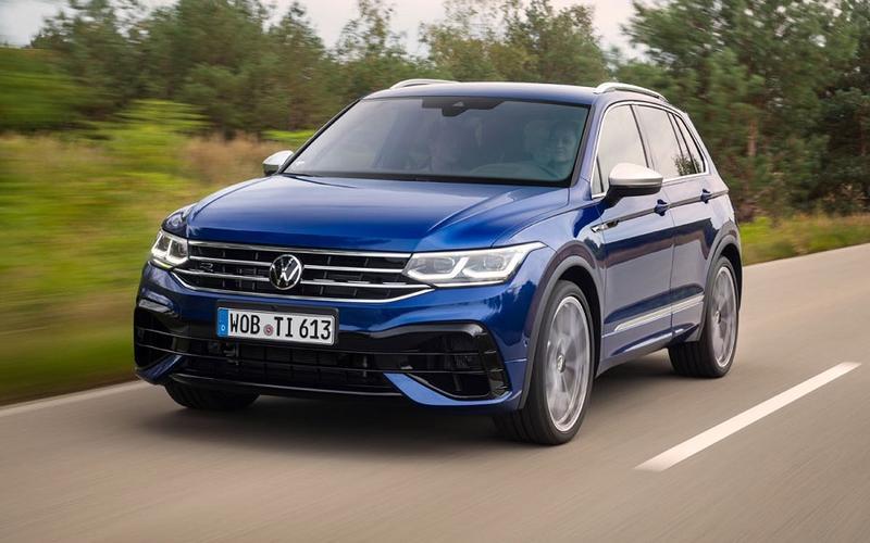 9: Volkswagen Tiguan 607,121